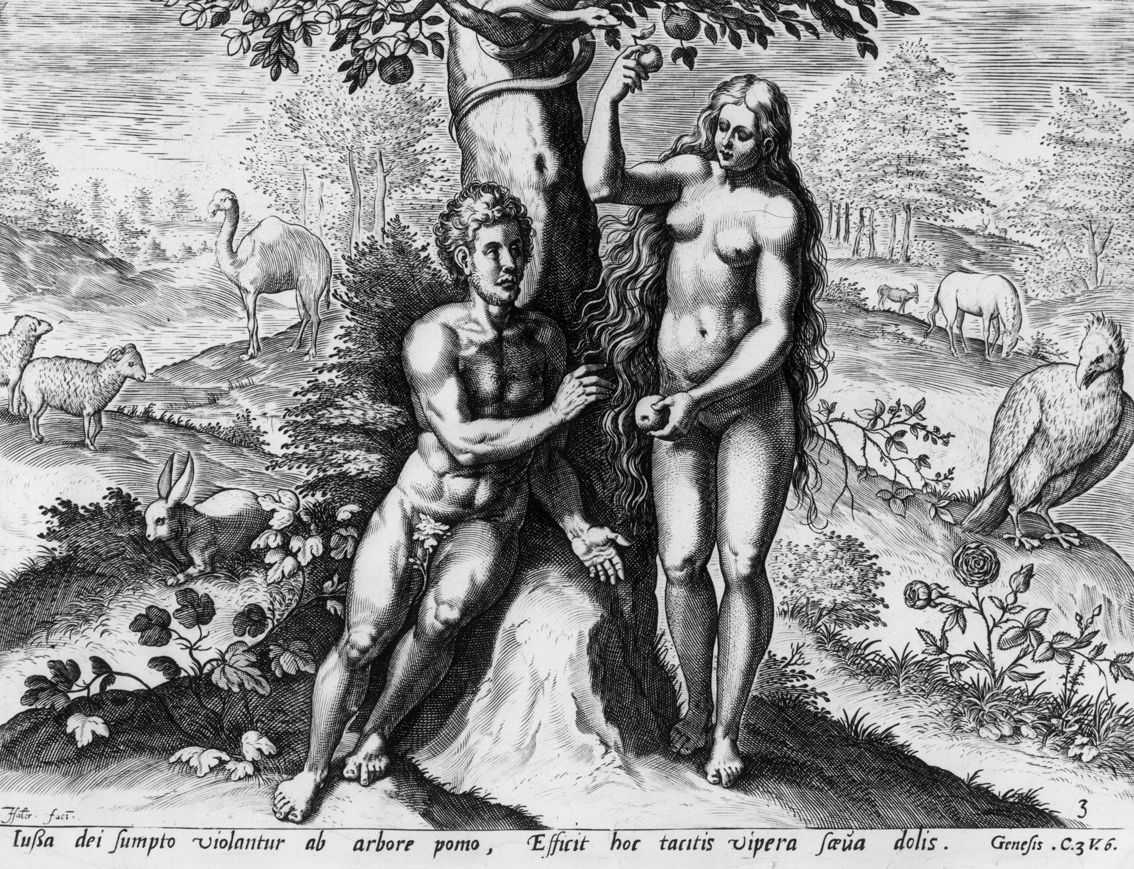 рисунки порно на библейские сюжеты день