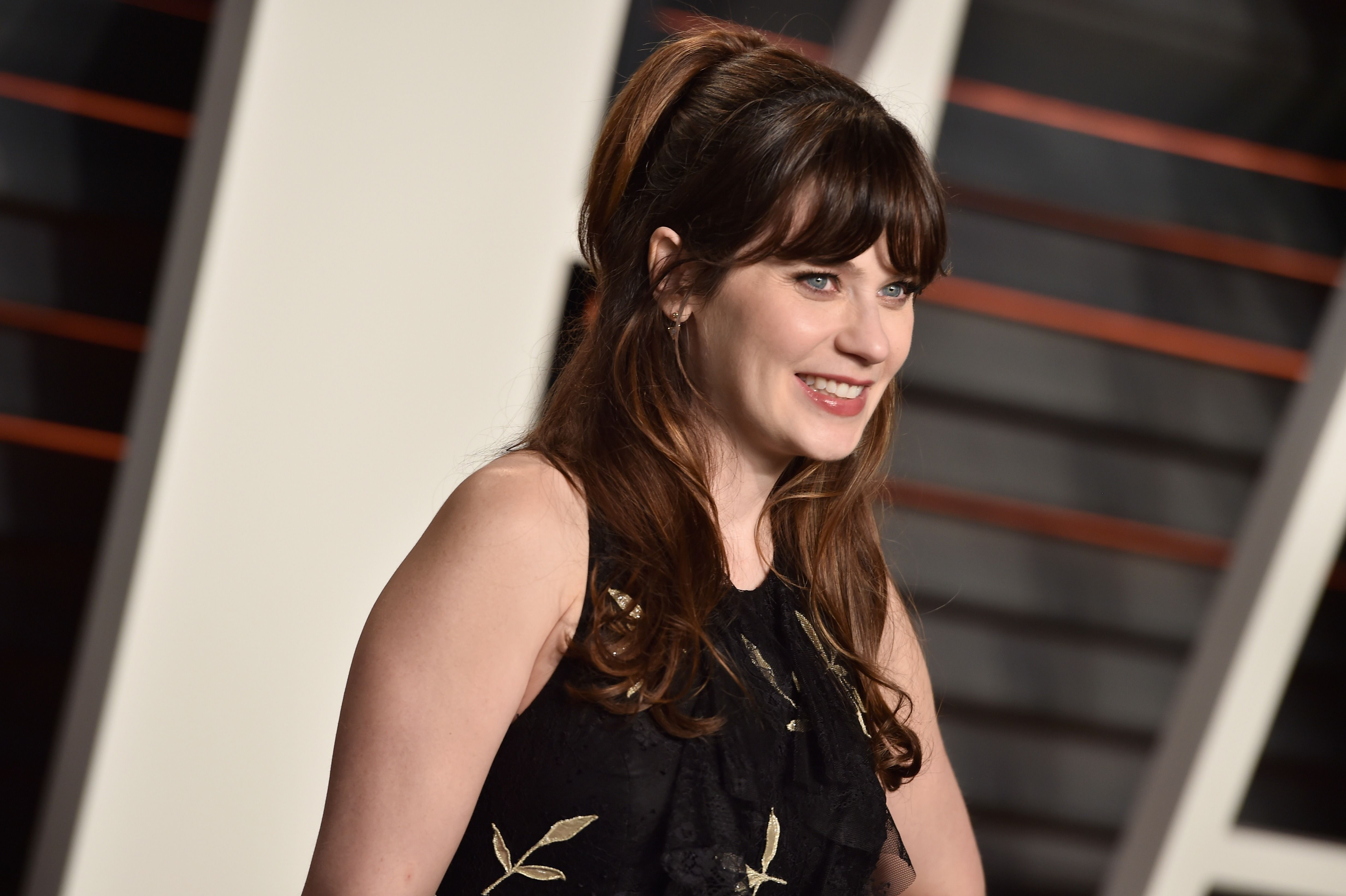 Discussion on this topic: Amanda Brugel, zooey-deschanel/