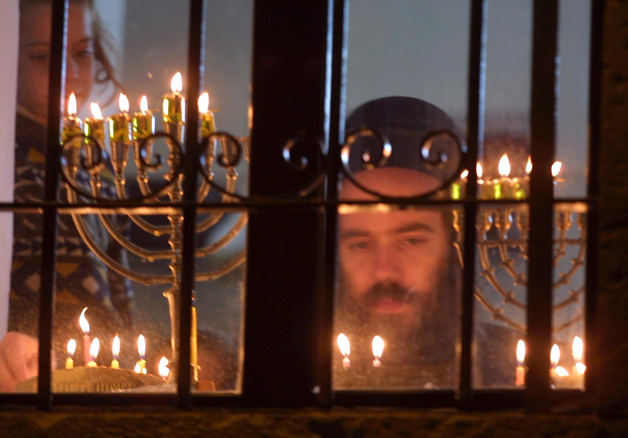 The Insanely Fascinating History Of Hanukkah Light  sc 1 st  The Forward & Why Light Became Hanukkah And Christmas Traditions u2013 The Forward azcodes.com