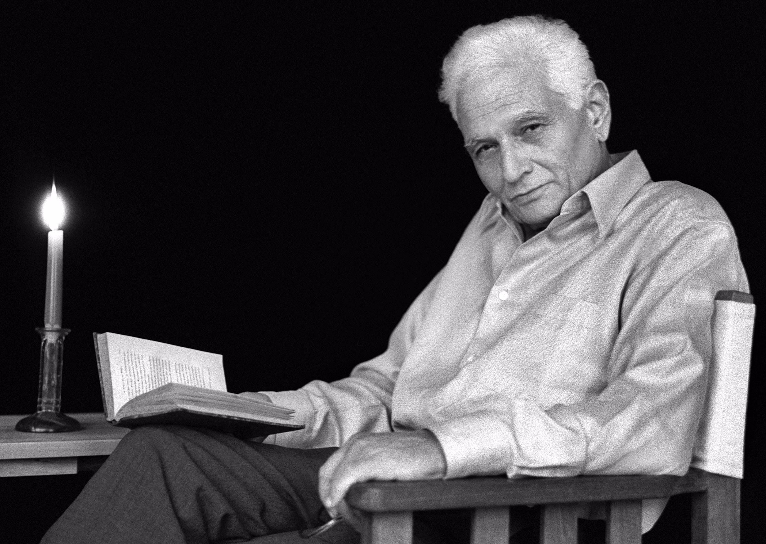 Jacques Derrida & Ornette Coleman – A Match Made In Heaven