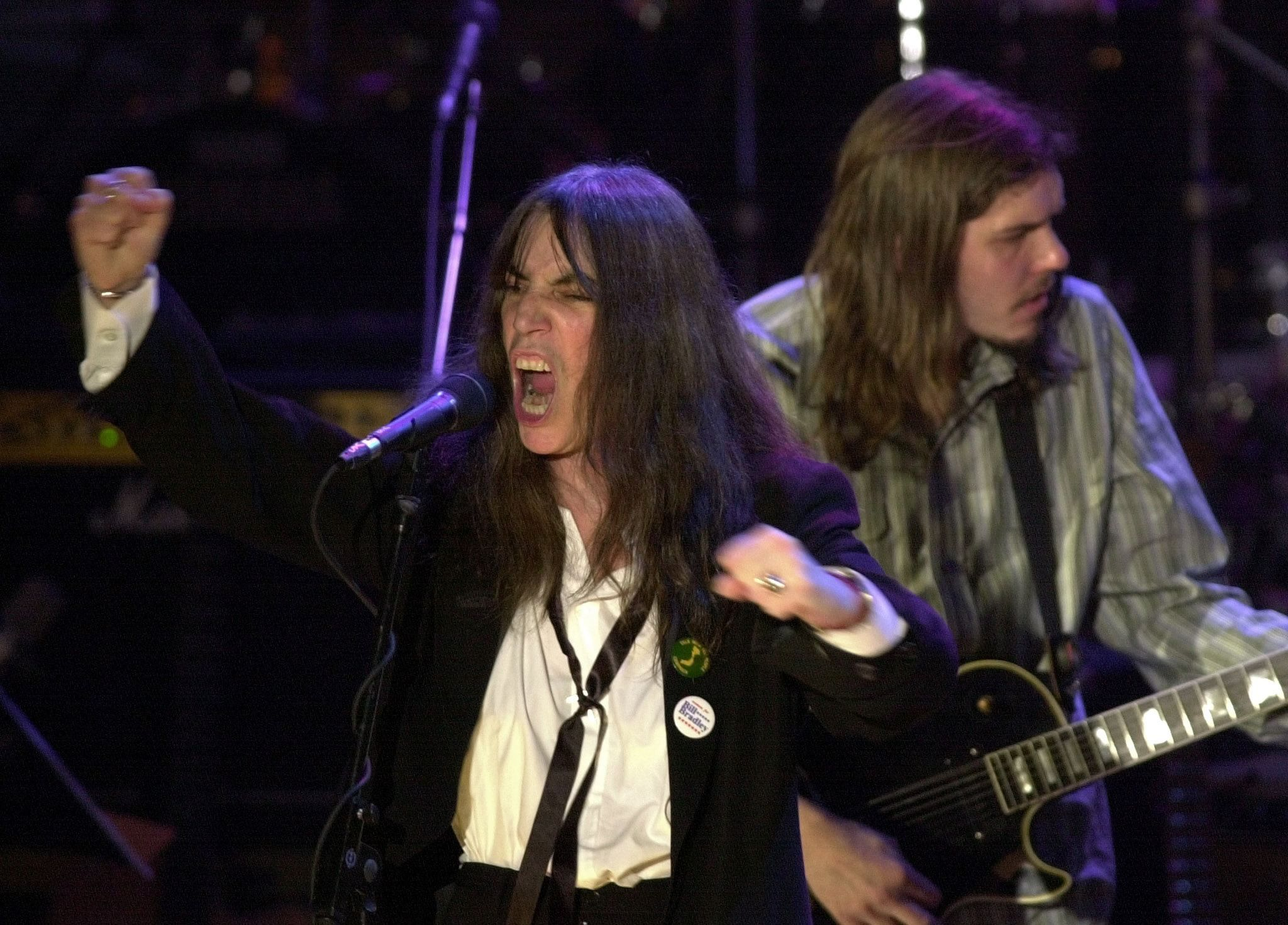 """Religious context: Patti Smith's """"M Train"""" touches on her relationship with religion."""