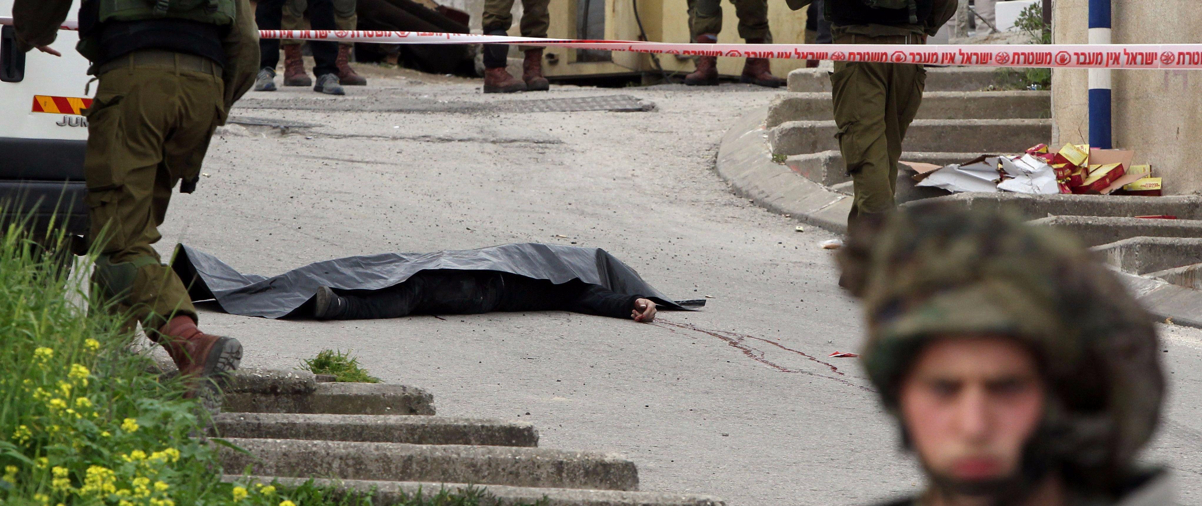 Palestinian Attacker