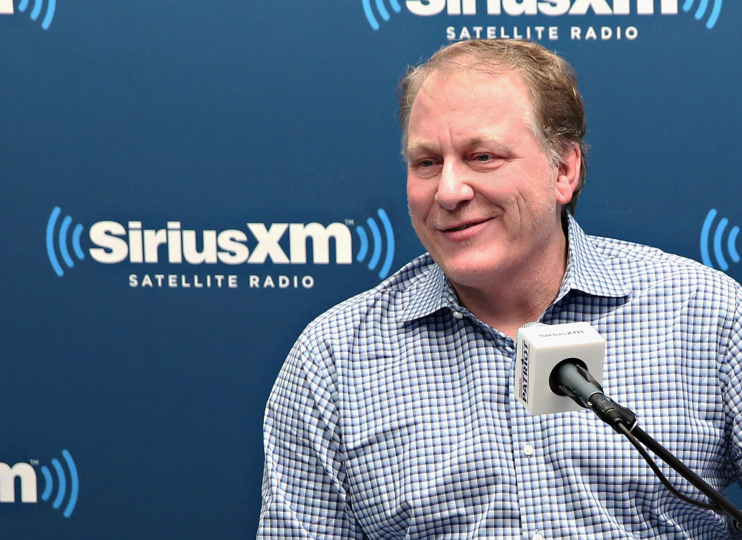 """He's Got a Mike: Curt Schilling wondered why Jews support the Democrats when they are """"so clearly anti-Israel."""""""