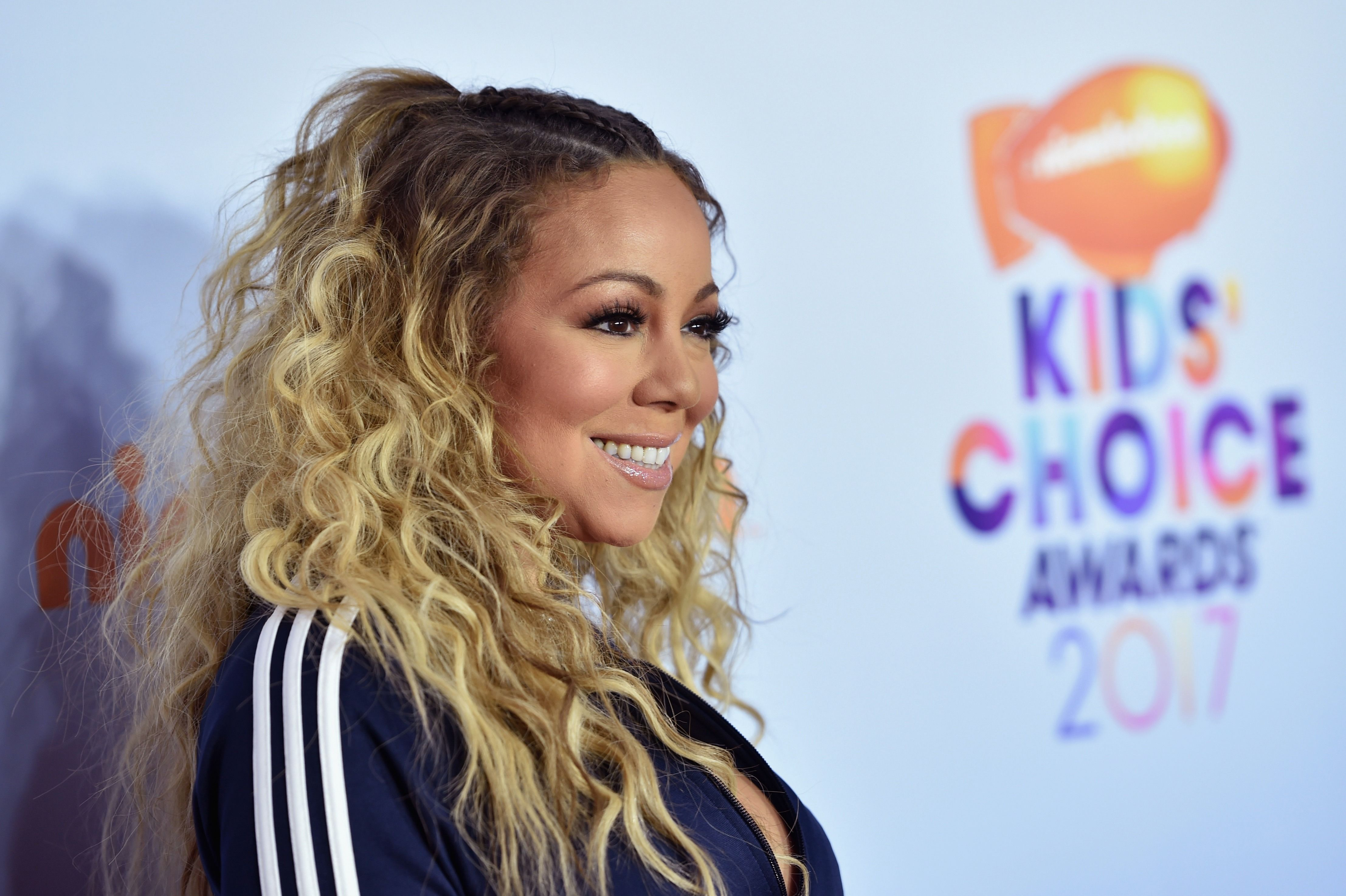 Mariah Carey: 'I don't know where the motherf---er is'
