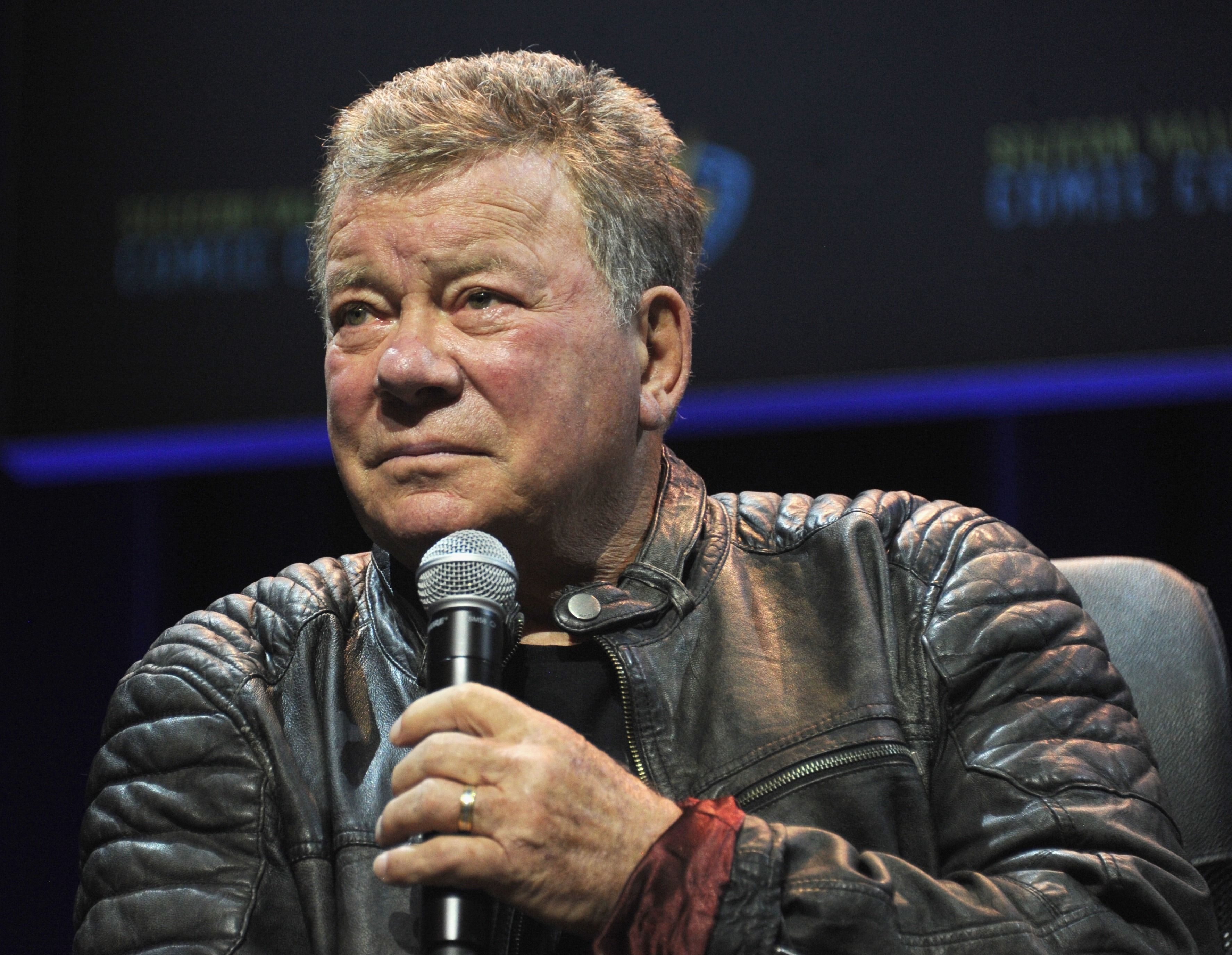 William Shatner Is Upset About His Interview In The Daily Beast