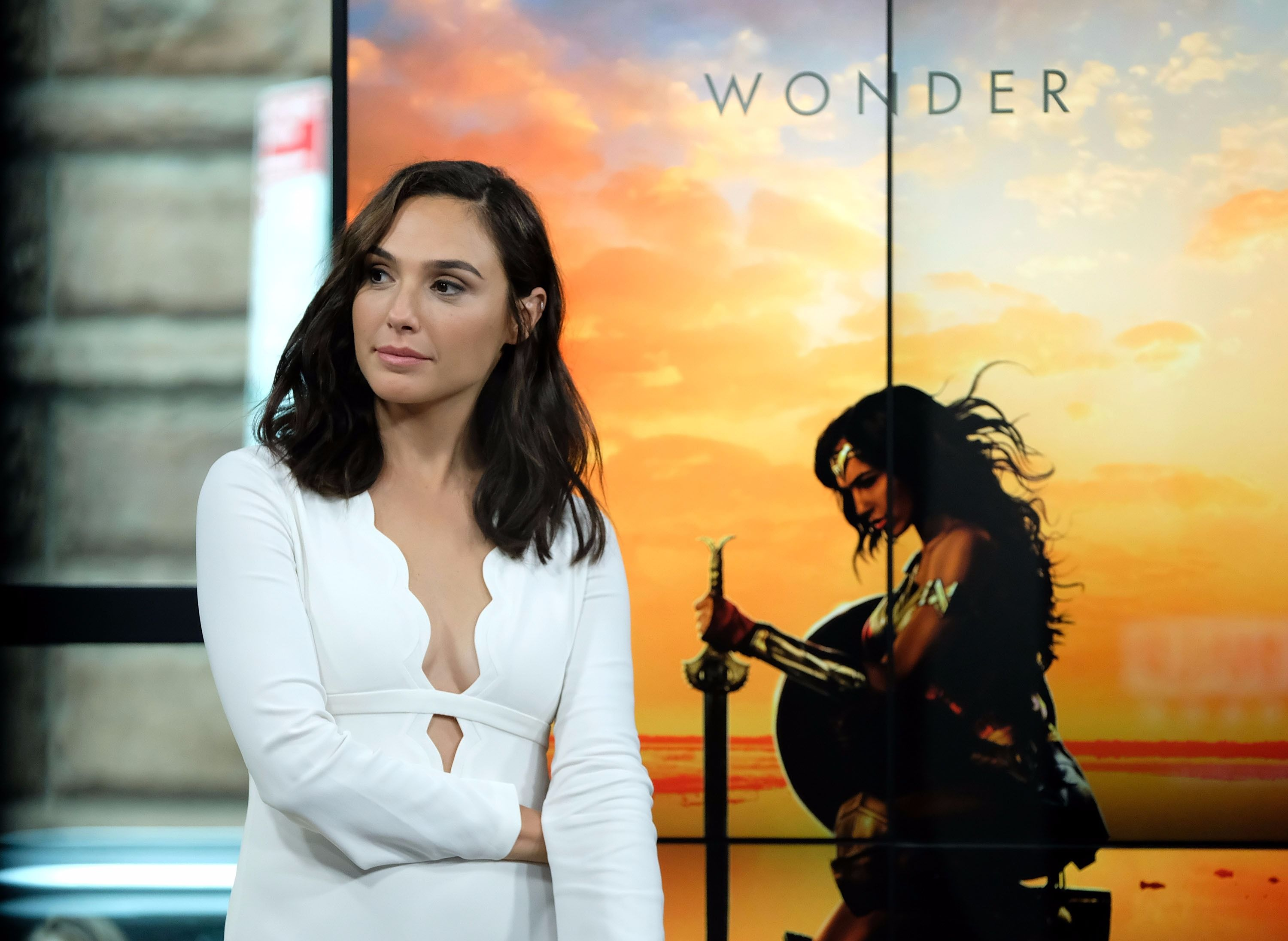 Gal Gadot's Paycheck For 'Wonder Woman' Was Disgracefully Low