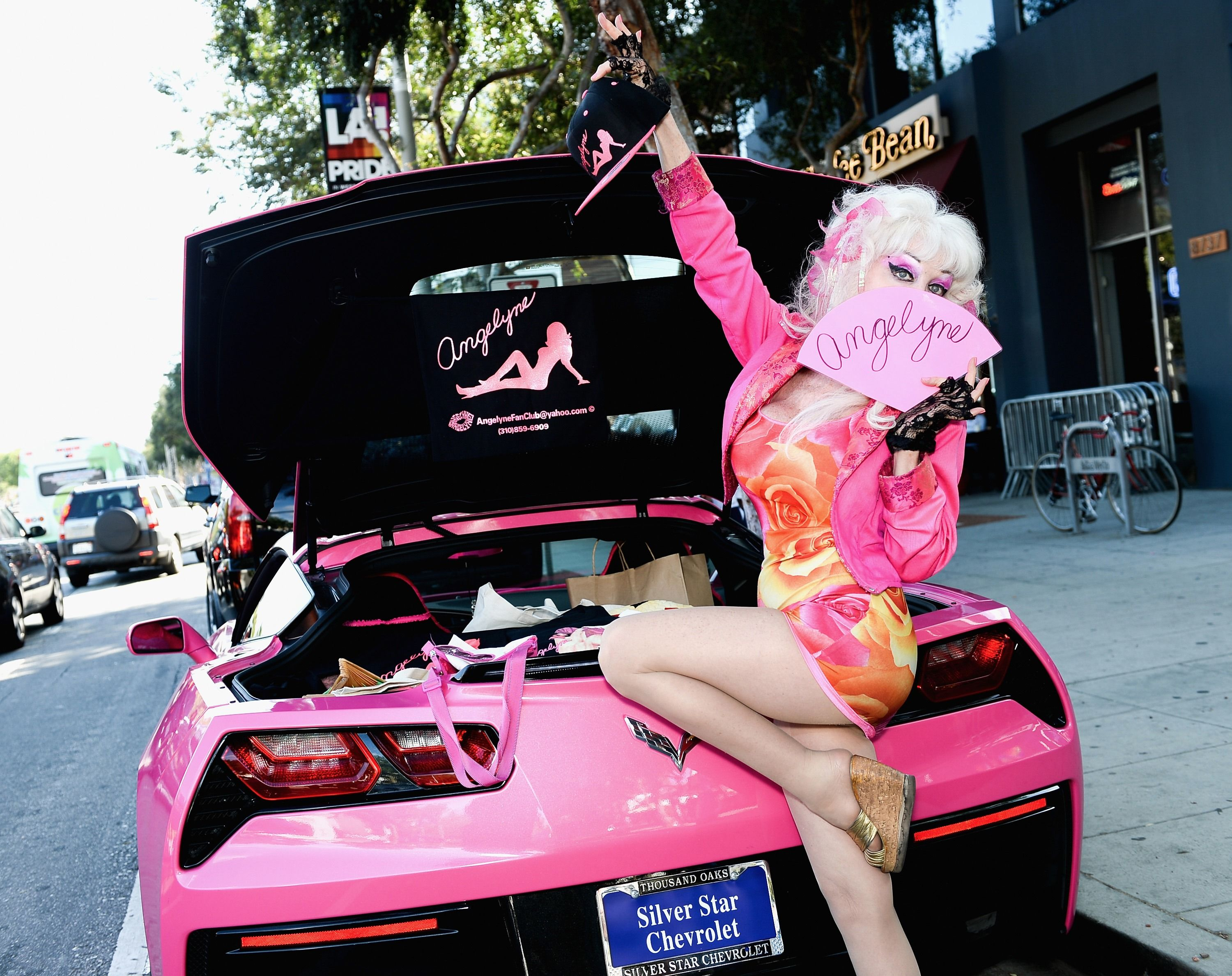 Angelyne Angelyne new pictures