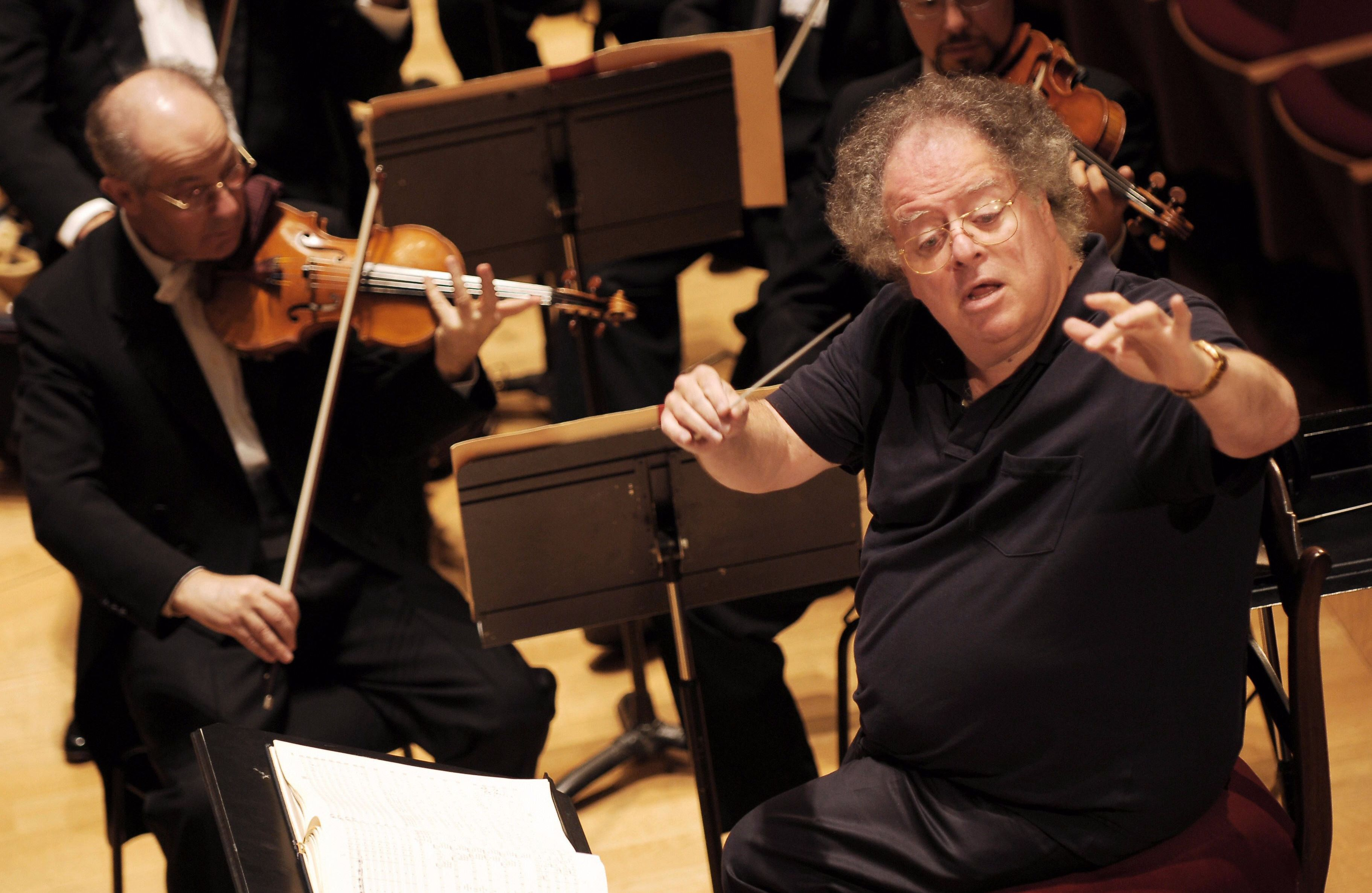 Retiring at 72: Longtime music director James Levine will be departing the Metropolitan Opera for health reasons.