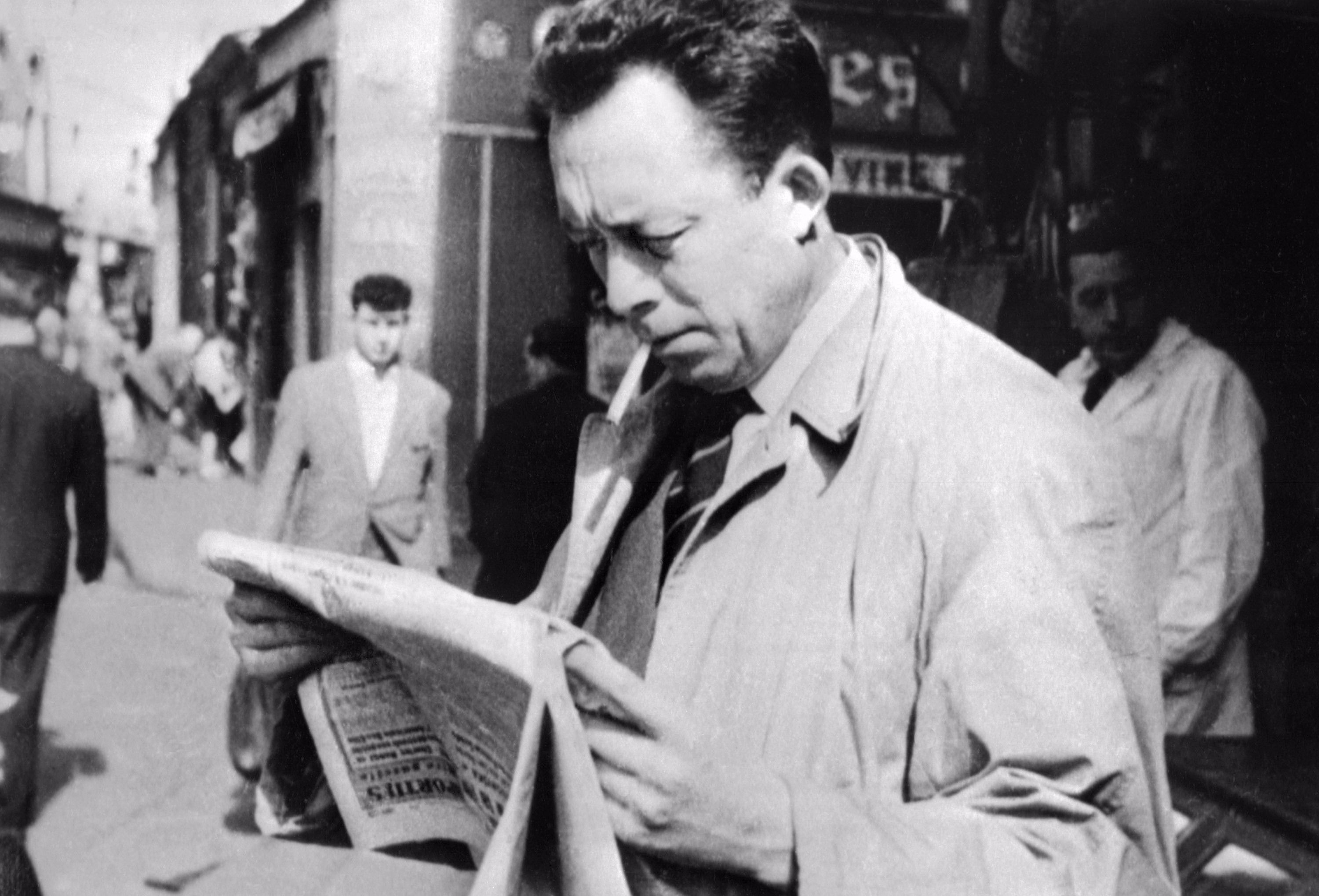 how a j liebling became bff s albert camus the forward how a j liebling became bff s albert camus