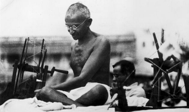 Being the Change: What did Gandhi really say about our ability to make a difference in the world?