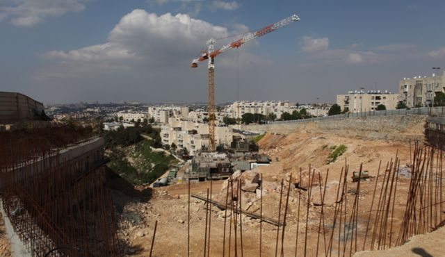 Israel approved the construction of 900 new homes in the Jerusalem neighborhood of Gilo.