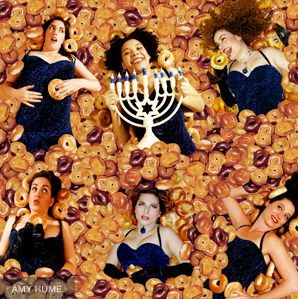 BAGEL BEAUTIES: Nice Jewish Girls Gone Bad blend singing, dancing, and stand-up comedy.