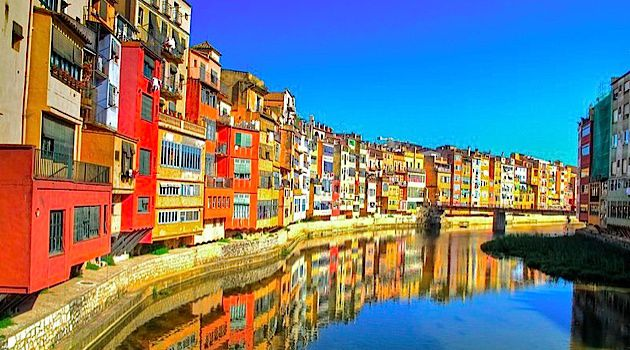 The Spanish town of Girona was once known for its thriving Jewish community.