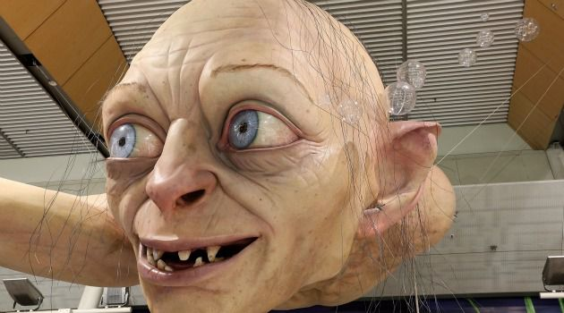 The Gollum of Middle Earth: Might Tolkien?s character be a nod to the mythical creature of Jewish legend?