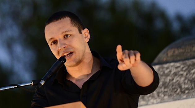 Golden Dawn MP Ilias Kasidiaris
