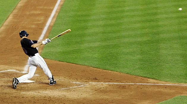 The Green Monster: In one of the greatest offensive performances of all time, Shawn Green went six-for-six on May 23, 2002.