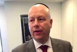 Jason Greenblatt on April 14, 2016