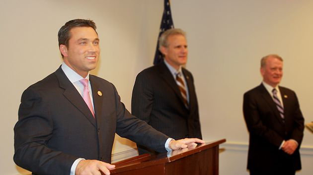 Maverick: Rep. Michael Grimm says Israel is America?s ?sister state.?