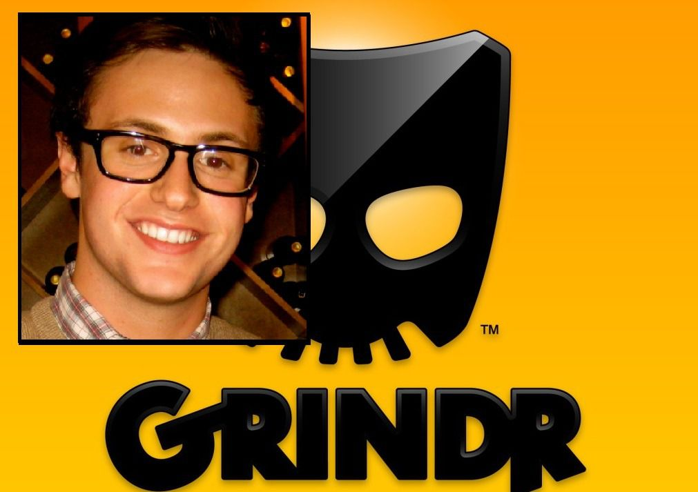 'Grindr Rabbi' Matt Green (inset) won a fellowship to use a gay pickup app to reach out to young Jews.