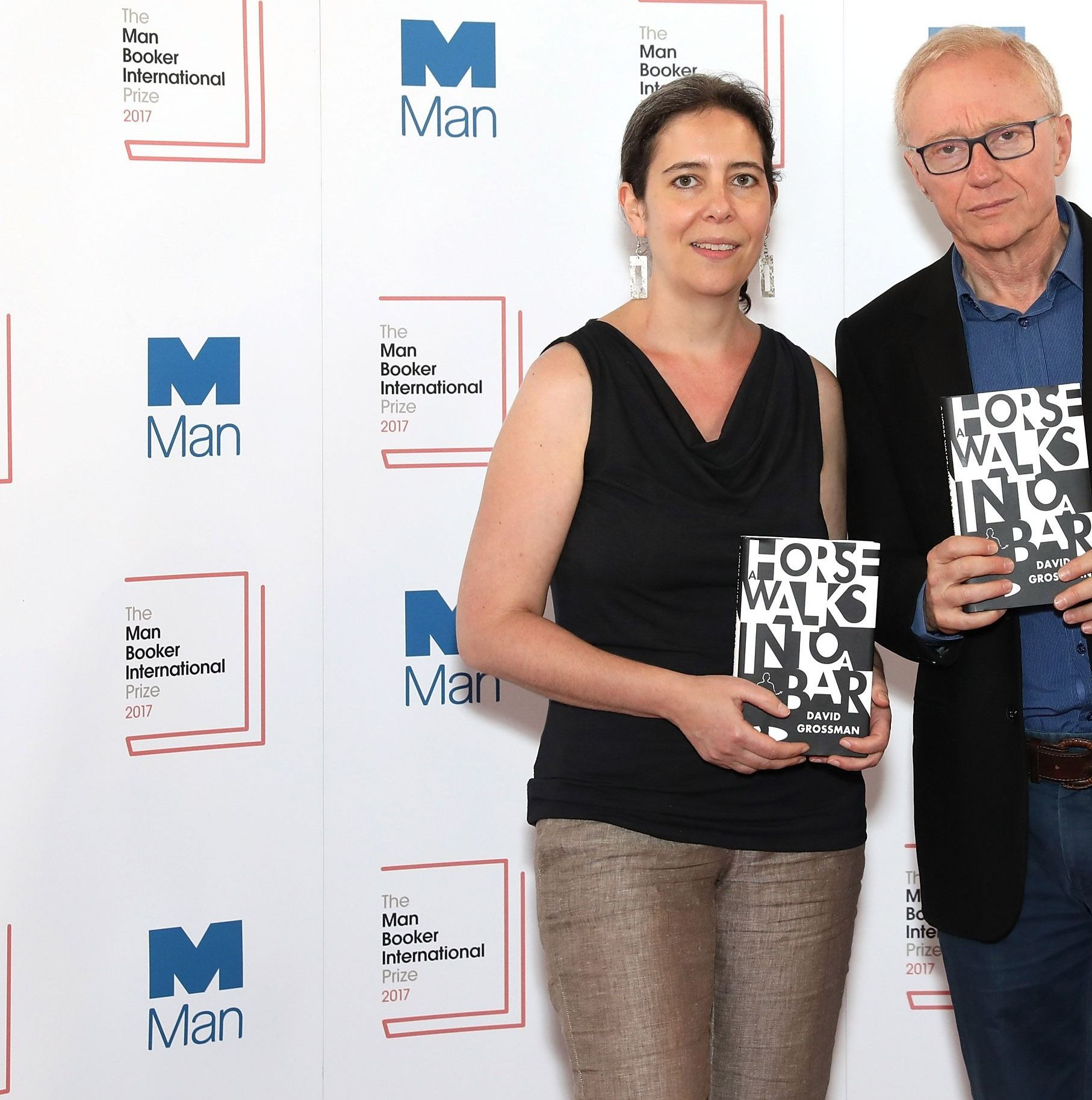 David Grossman wins Man Booker International Prize for Israel satire novel