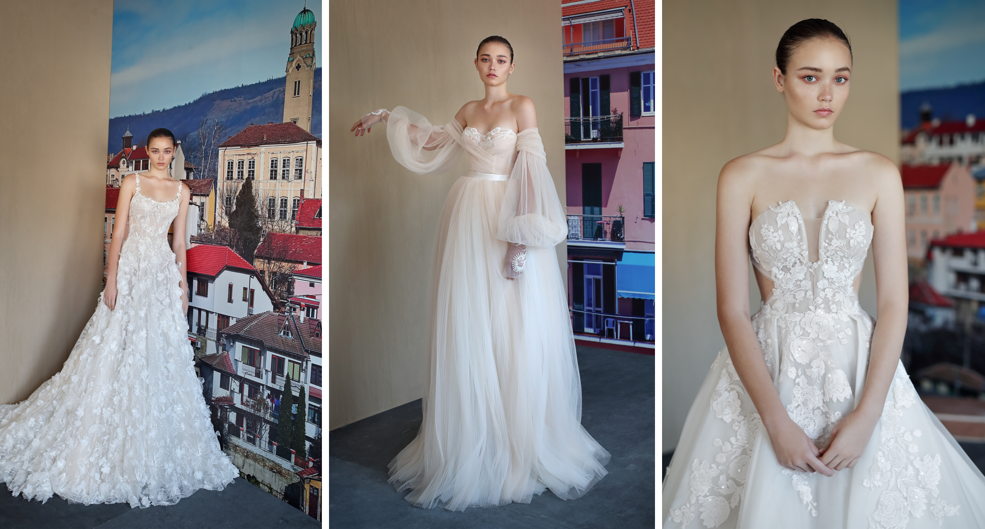 Jewish Wedding Designers Reimagine Traditional Gown The Forward