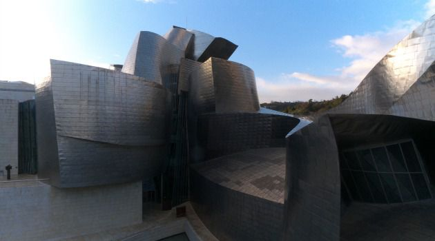 Kabbalistic Meaning: In Frank Gehry?s Guggenheim Bilbao, Alexander Gorlin sees references to petals and birds? nests referenced in the Zohar.