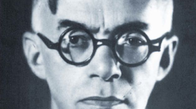 Dr. Strangelove? Vladimir Ze'ev Jabotinsky was a controversial but multitalented political personality.