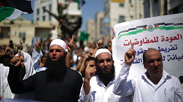 Challenges: Hamas?s grip on Gaza may be weakening as other regional developments in Egypt, Iran and Syria take place.