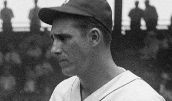 Hanks A Lot: Slugger Greenberg as seen in 1937.