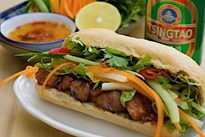 Flavors of the East: Tel Avivians can now snack on traditional Vietnamese bahn mi at Hanoi Restaurant.