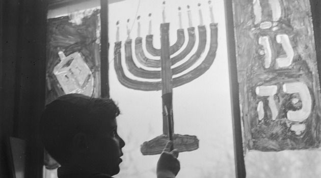 Keeping the Flame: Hanukkah celebrates the success of the Maccabean revolt.