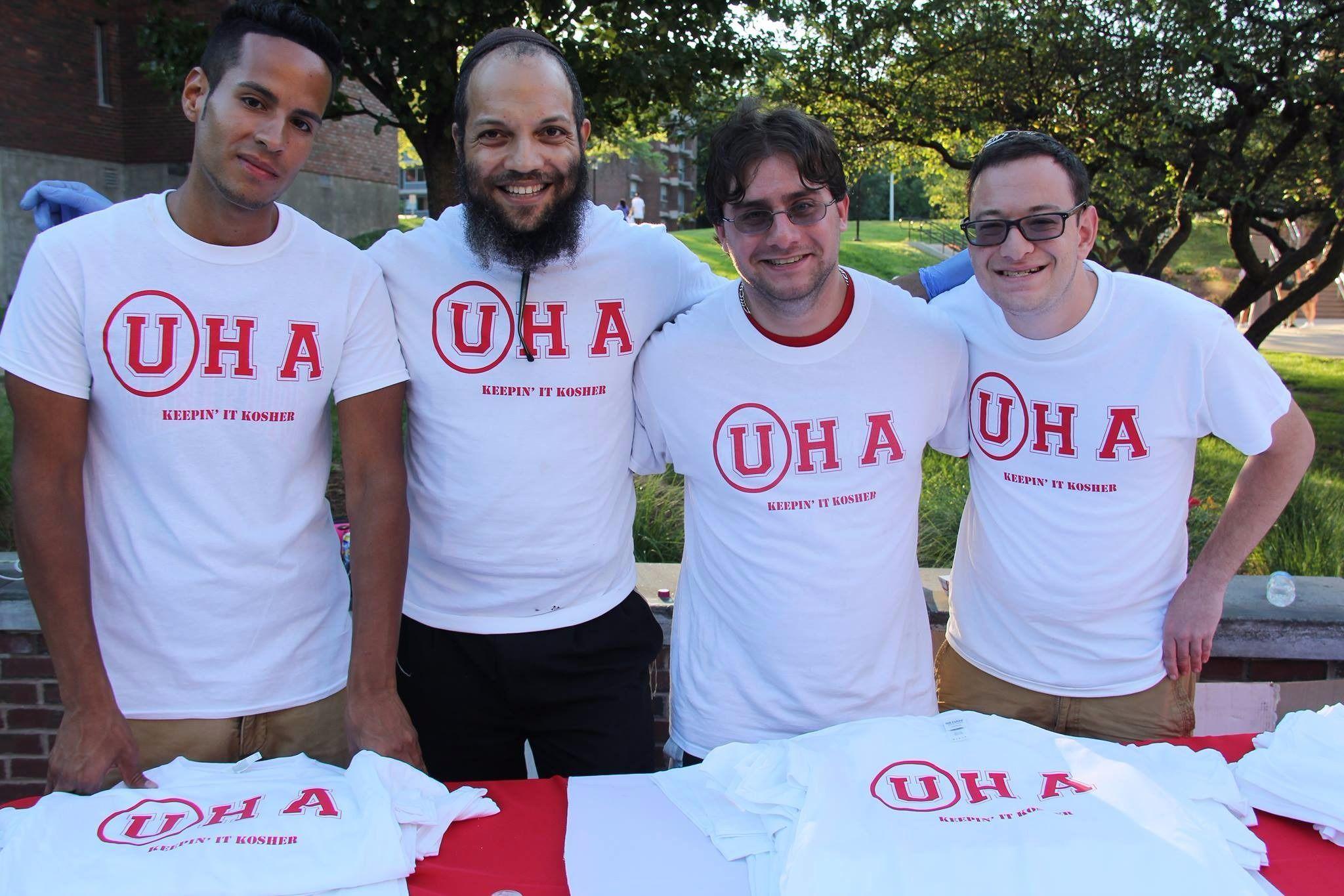 Jewish students at the University of Hartford