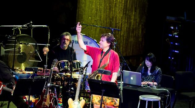 Zorn in the USA: At 60, John Zorn remains an influential voice in avant-garde music.