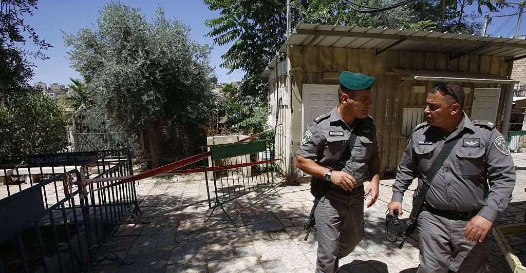 Two Brothers of Palestinian Who Stabbed Israeli Girl Detained by IDF