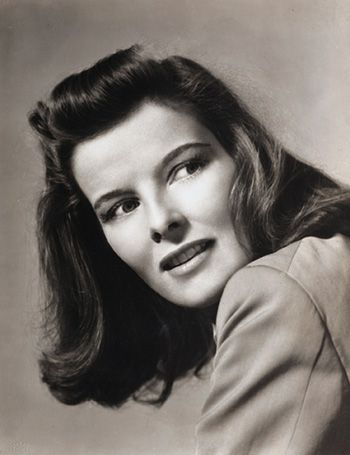 Not Just a Philadelphia Story: Katharine Hepburn provided a pan-American touchstone for cool.