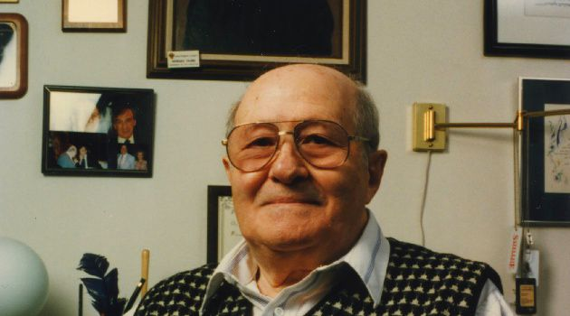 Veteran Journalist: Herman Taube served as the Washington and Baltimore correspondent for the Forverts for more than 60 years.