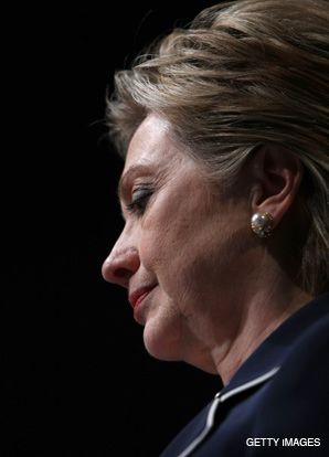 CLINTON: Some of her supporters spoke of feelings that hardened during the nomination fight.