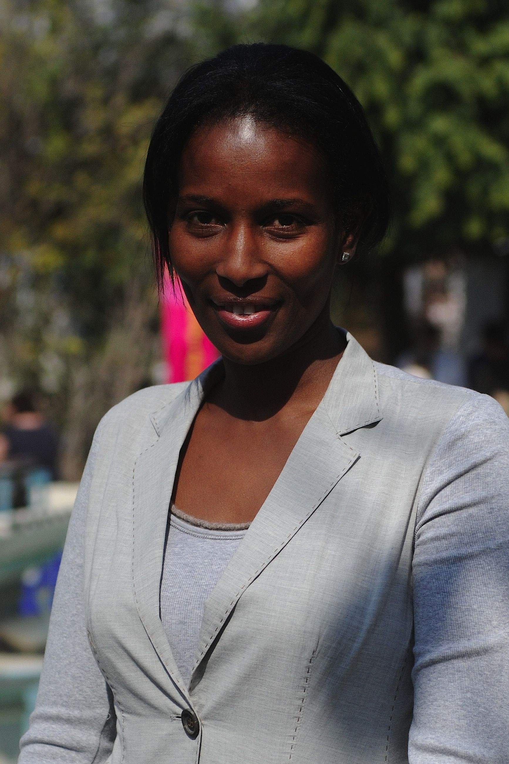 ?Nomad? author Ayaan Hirsi Ali. (click to enlarge)