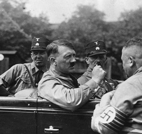 Historian: Nazi leader Hitler once had Jewish landlord