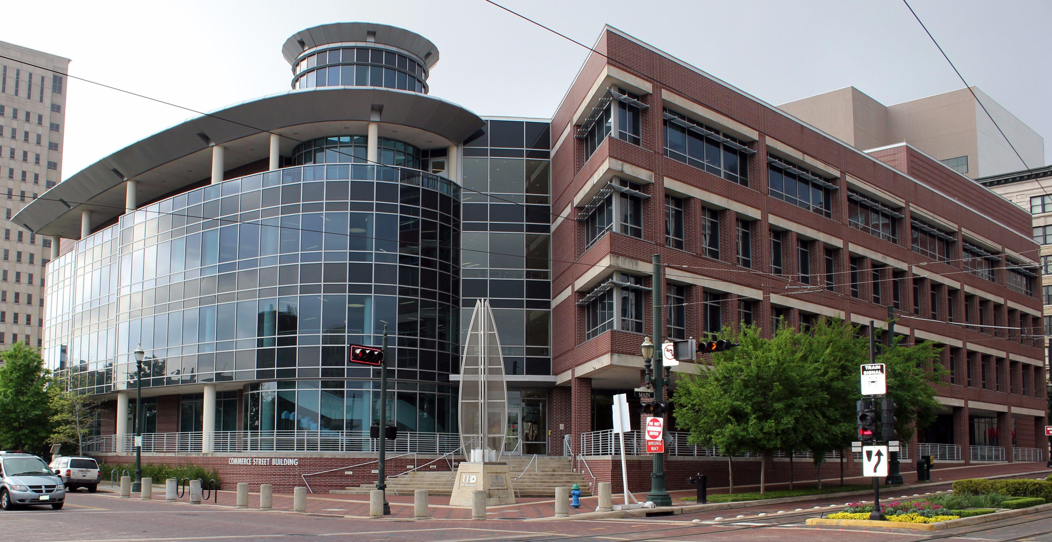 University of Houston — Downtown Commerce Building