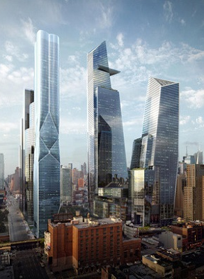 The proposed Hudson Yards project will bring thousands of new residents to the area near the synagogue.