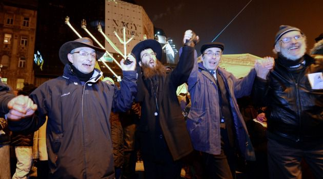 Come Together: After boycotting a $1 million grant for Holocaust commemorations, Hungary's Jews have launched their own fundraising alliance.