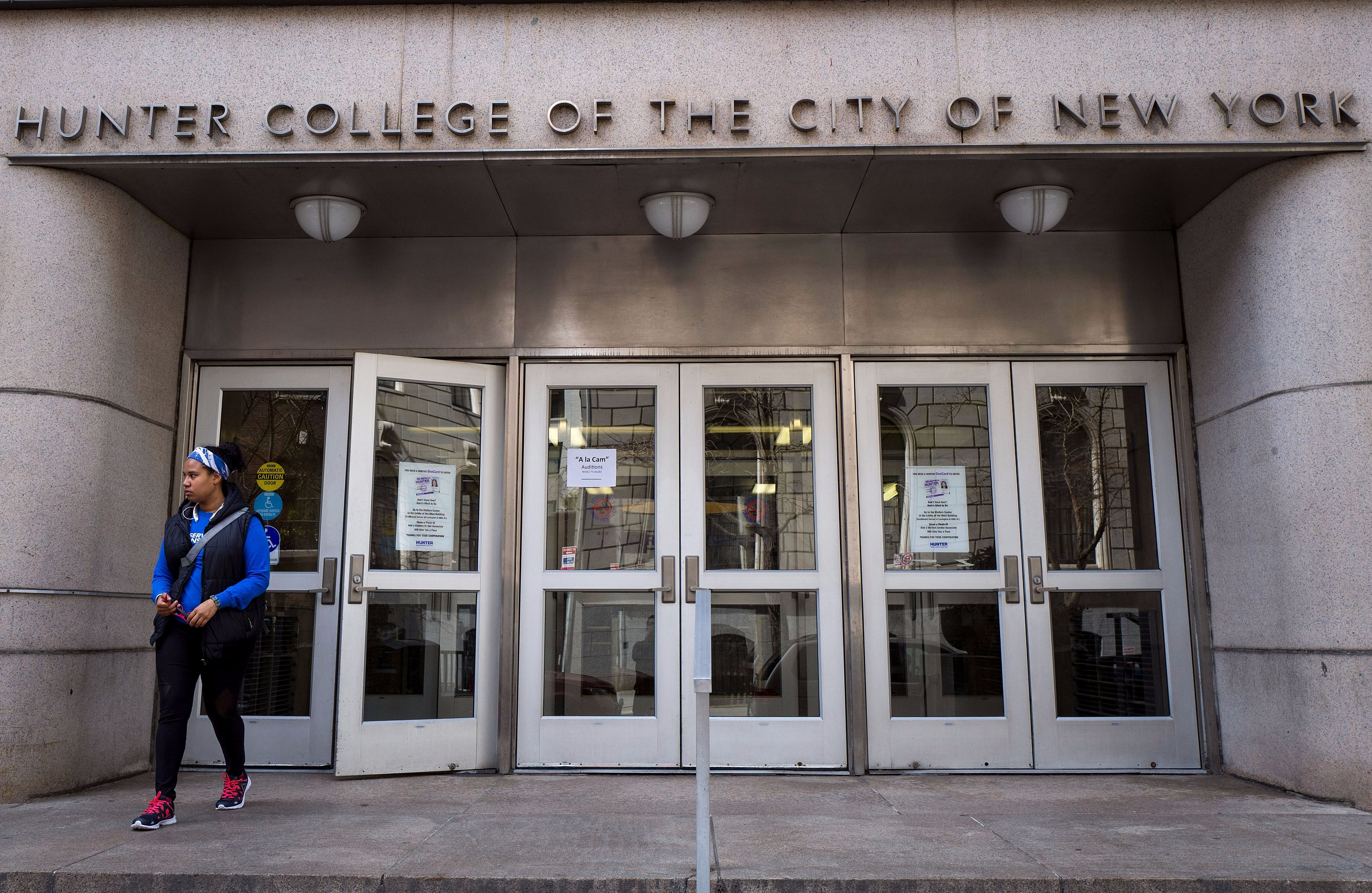 Hunter College of the City of New York