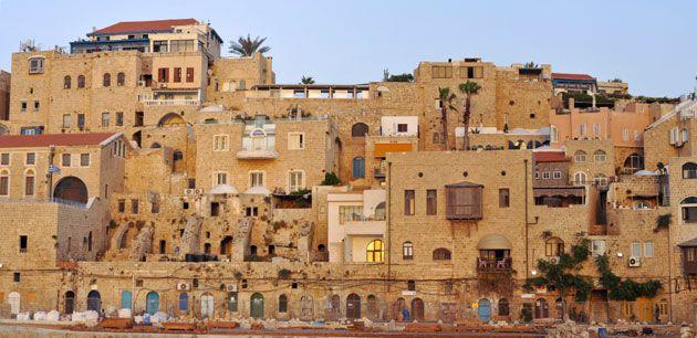Old Jaffa, Tel Aviv