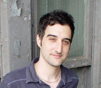 Guest editor Sam Apple
