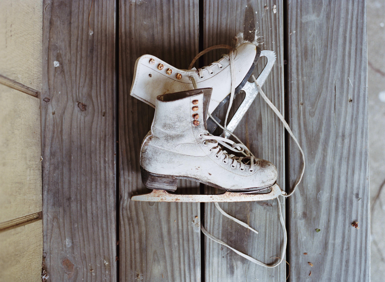 Ice Skates, Nevele Grande Hotel, Ellenville, NY