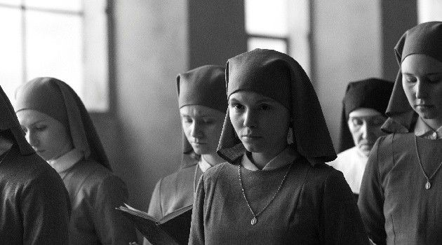 And Then There Were Nuns: Agata Trzebuchowska plays the title character in 'Ida.'