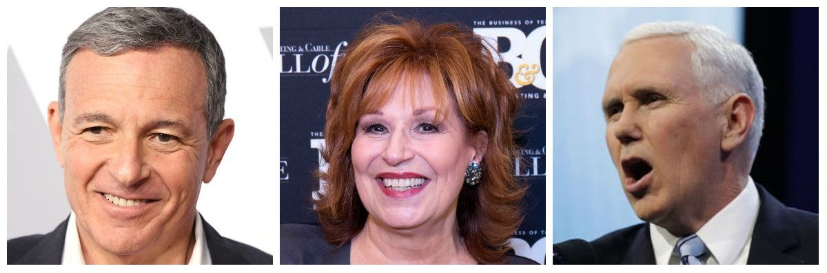 joy behar apologizes to mike pence for christianity dig the forward