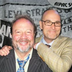 Avi Hoffman and Michael Larsen