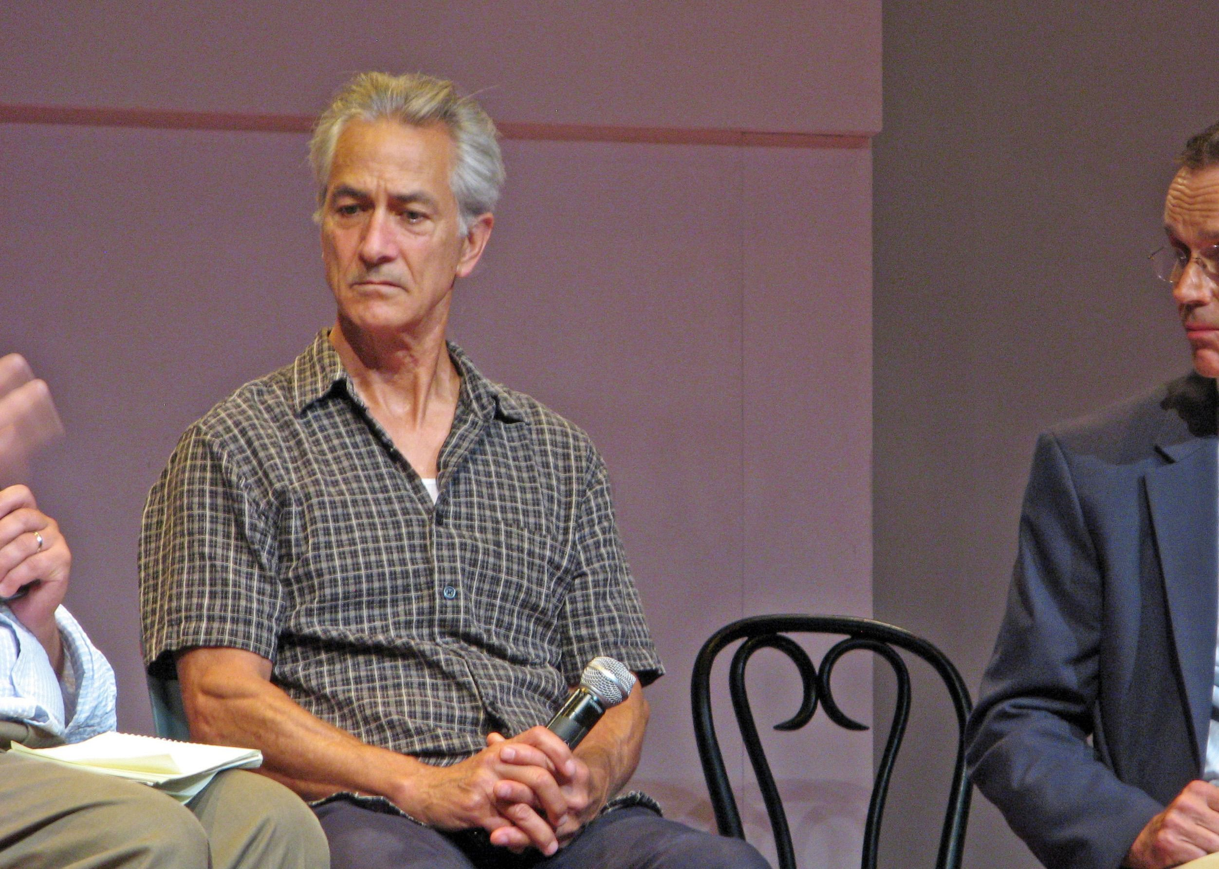 David Strathairn as Jan Karski